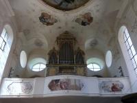 Schlosskirche St Marien Orgel