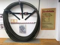 Altes Seil der Pfänderbahn