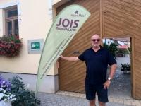 Kurzbesuch in Jois_Grüsse aus Vorarlberg in der Vorwoche