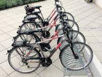 Fahrradverleih in Podersdorf
