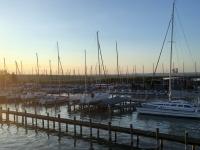 Großer Segelhafen