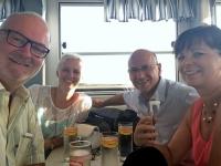 Schifffahrt von Podersdorf nach Mörbisch