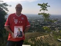 2017 08 29 Almaty Blick vom Aussichtsberg Kok Tobe FC Bayern München
