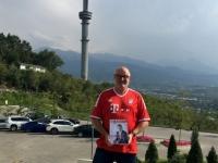 2017 08 29 Almaty Fernsehturm Kok Tobe FC Bayern München