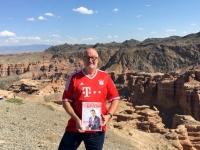 2017 08 30 Kasachstan Charyn Canyon von oben FC Bayern