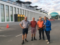 2017 08 26 Astana Ankunft in Kasachstan