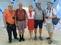2017 08 26 Astana Friedenspyramide Gruppenfoto