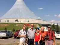 2017 08 26 Astana Khan Shatyr Zelt