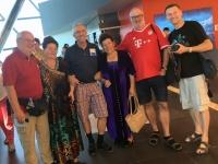 2017 08 27 Astana EXPO Gruppenfoto in der Kugel