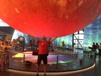 2017 08 27 Astana EXPO rote Erde