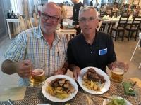 2017 08 27 Astana EXPO verhängnisvolles Steak für Alois