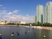 2017 08 28 Astana Fluss Ischim