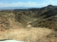 2017 08 30 Erster Blick auf den Charyn Canyon