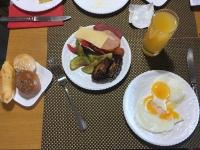 2017 08 30 Sehr gutes Frühstück im Hotel