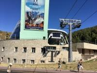 2017 08 31 Almaty Seilbahn auf das Shymbulak Resort