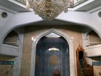 2017 09 02 Almaty Große Moschee Innen