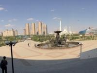 2017 08 26 Astana Blick vom Nationalmuseum