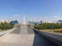 2017 08 26 Astana Siegessäule