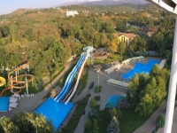 2017 09 01 Almaty Riesenradfahrt im Gorkipark