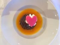 Dessert Deutsche Schokobombe