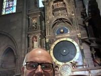 2017 08 10 Astronomische Uhr im Strassburger Münster