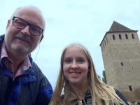 2017 08 10 Strassburg mit Wehrturm