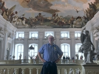 2017 08 13 Würzburg Residenz mit grösstem Fresko der Welt