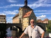 2017 08 14 Bamberg altes Rathaus mit Fluss