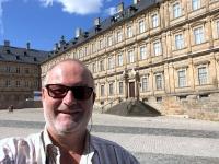 2017 08 14 Bamberg neue Residenz nicht fertig gebaut