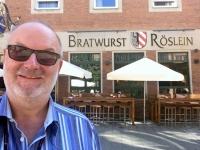 2017 08 15 Nürnberg Bratwurst Röslein