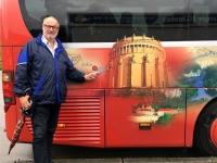 2017 08 16 Kelheim Befreihungshalle am Bus
