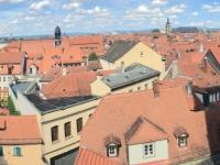 2017 08 14 Über den Dächern von Bamberg