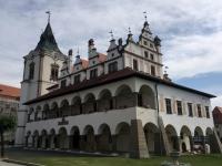 Slowakei Levoca Leutschau Kopfbild