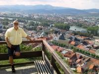 2017 09 09 Trencin Blick von der Burg