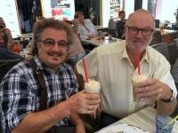 2017 09 09 Trnava Eiscafe am Stadtplatz