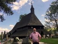 2017 09 10 Tvrdosin Holzkirchen in den Karpaten