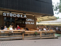 2017 09 10 Zakopane viele Restaurants