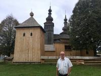 2017 09 12 Ladomirova Holzkirchen in den Karpaten