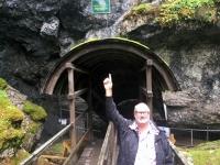 2017 09 13 Dobsinska Eishöhle im Aggteleker Eingang