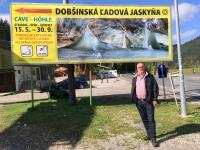 2017 09 13 Dobsinska Eishöhle im Aggteleker