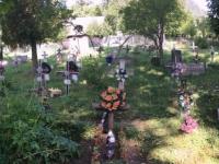 2017 09 10 Vikolinec Bauerndorf Friedhof