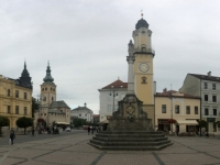 2017 09 13 Banska Bystrica Stadtplatz 1