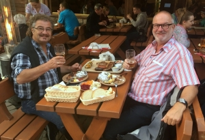 2017 09 10 Zakopane Abendessen im Restaurant Chalupa