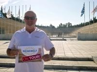 2017 10 04 Athen Panathinaiko Stadion Reisewelt on Tour