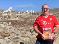 2017 10 07 Delos Unesco Ausgrabungen FC Bayern München