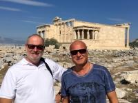 2017 10 04 Akropolis Berühmter Tempel