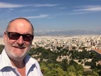2017 10 04 Athen Blick auf diese riesige Stadt