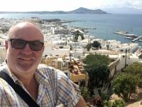 2017 10 06 Blick auf Naxos vom Museum