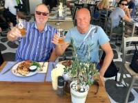 2017 10 07 Mittagessen auf Mykonos