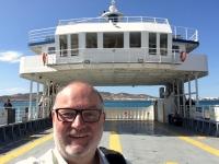 2017 10 08 Abfahrt von Pounda nach Antiparos